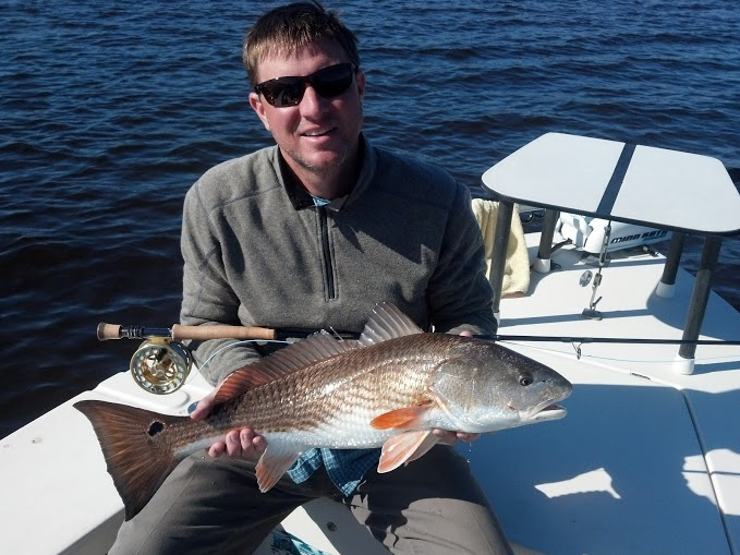 Fly Fishing Redfish, Fly Cast Charters, St Simons Island ...