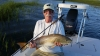 Jim's tailing red fish