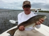 Peter's big tailing red fish