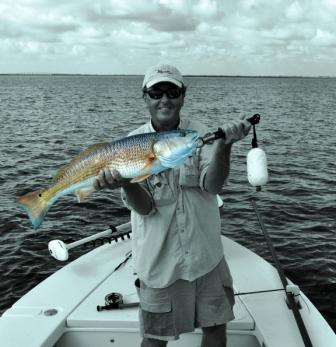 black-and-white-redfish